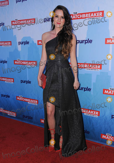Amaris Kirby Photo - 04 October 2016 - Hollywood California Amaris Kirby Premiere Of Stadium Medias The Matchbreaker  held at ArcLight Cinemas Cinerama Dome Photo Credit Birdie ThompsonAdMedia