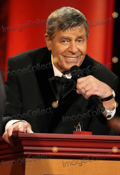 Jerry Lewis Photos - 20 August 2017 - Jerry Lewis the brash slapstick comic who became a pop culture sensation in his partnership with Dean Martin and then transformed himself into an auteur filmmaker of such comedic classics as The Nutty Professor and The Bellboy has died in Las Vegas at the age of 91 For most of his career Lewis was a complicated and sometimes polarizing figure An undeniable comedic genius he pursued a singular vision and commanded a rare amount of creative control over his work with Paramount Pictures and other studios He legacy also includes more than 25 billion raised for the Muscular Dystrophy Association through the annual Labor Day telethon that he made an end-of-summer ritual for decades until he was relieved of the hosting job in 2011 In addition to his most famous films Lewis also appeared in a number of notable works such as Martin Scorseses The King of Comedy but was largely offscreen from the late 60s on and was more active with his telethon and philanthropic efforts As late as 2016 Lewis continued to perform in Las Vegas where he first debuted his comedy routine back in 1949 File Photo 31 August 2008 - Las Vegas Nevada - Jerry Lewis Jerry Lewis MDA Labor Day Telethon Live in Las Vegas at The South Point Hotel and Casino Photo Credit MJTAdMedia