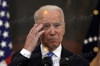 Photo - Joe Biden on economic recovery - Washington