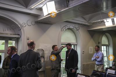 Photo - Coronavirus Screening at the White House