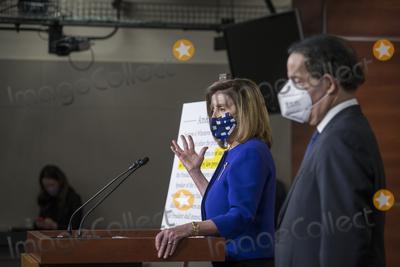 Photo - Pelsi and Raskin Press Conference