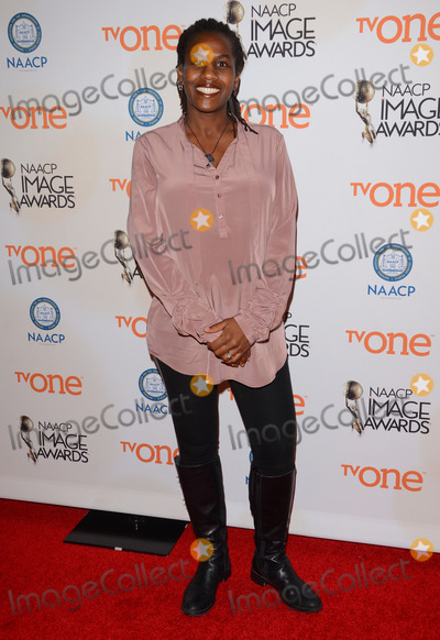 Hanelle Culpepper Photo - 17 January 2015 - Beverly Hills California - Hanelle CulpepperThe 46th NAACP Image Awards Nominee Luncheon held at The Beverly Hilton Hotel Photo Credit Birdie ThompsonAdMedia