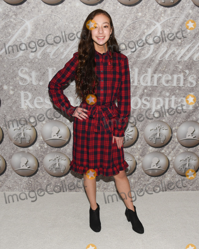 Photo - 07 December 2019 - Hollywood California - Aubrey Anderson-Emmons Brooks Brothers Host Annual Holiday Celebration in West Hollywood to Benefit St Jude Photo Credit Billy BennightAdMedia