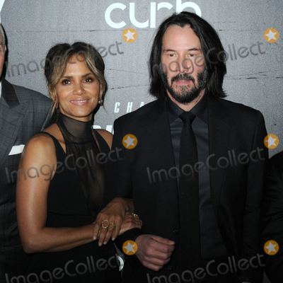 Photos From Halle Berry and Keanu Reeves at the World Premiere of 'John Wick: Chapter 3 Parabellum' in Brooklyn, NYC