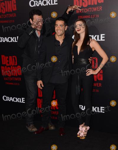 Photo - Crackles Original Movie Dead RisingWatchtower Los Angeles Premiere