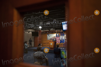 Photos From House Speaker Nancy Pelos Press Conference