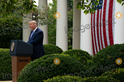 Photo - President Trump Gives an Update on the Coronavirus Testing