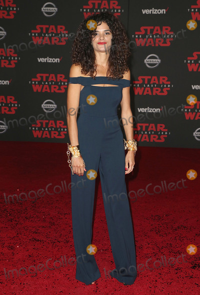Ashley Dyke Photo - 09 December 2017 - Los Angeles California - Ashley Dyke Premiere Of Disney Pictures And Lucasfilms Star Wars The Last Jedi held at The Shrine Auditorium Photo Credit F SadouAdMedia