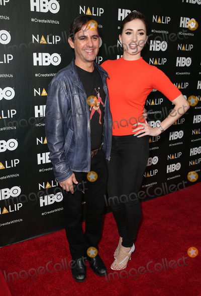 Roberto Orci Photo - 24 June 2017 - Hollywood California - Roberto Orci Adele Heather Taylor 2017 NALIP Latino Media Awards held at W Hollywood Photo Credit F SadouAdMedia