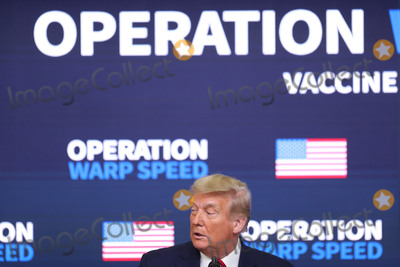 Photos From President Trump holds a Operation Warp Speed Vaccine Summit at the White House