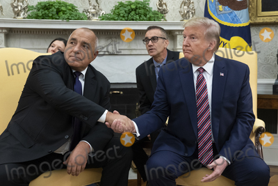 Photos From US President Donald J. Trump hosts Prime Minister of Bulgaria Boyko Borisov