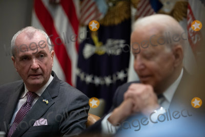Photos From Biden Meets Bipartisan Governors and Mayors