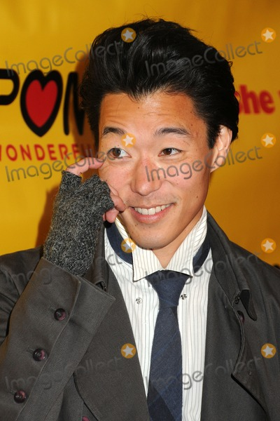Aaron Yoo Photo - 5 March 2012 - Beverly Hills California - Aaron Yoo She Wants Me Los Angeles Premiere held at the Laemmle Music Hall Photo Credit Byron PurvisAdMedia