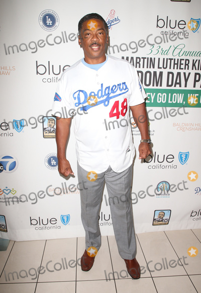 Martin Luther Photo - 15 January 2018 - Los Angeles California - Dennis Powell Martin Luther King Jr Kingdom Day Parade  VIP Breakfast Photo Credit F SadouAdMedia