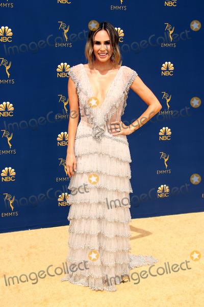 Photo - 70th Primetime Emmy Awards - Arrivals