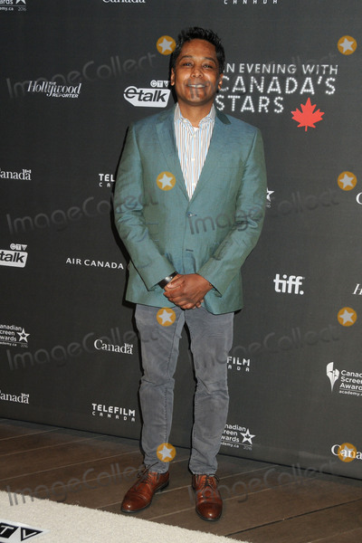 Adrian Luces Photo - 25 February 2016 - Los Angeles California - Adrian Luces 3rd Annual An Evening With Canadas Stars held at the Four Seasons Hotel Photo Credit Byron PurvisAdMedia