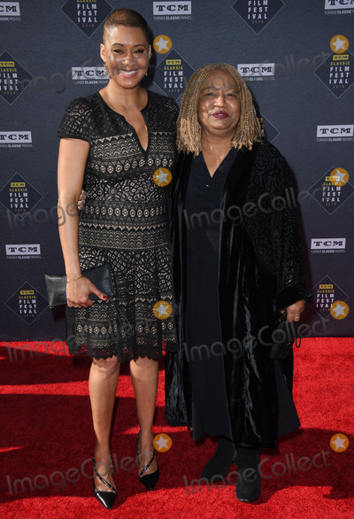 Jaqueline Stewart Photo - 26 April 2018 -  Hollywood California - Jaqueline Stewart 2018 TCM Classic Film Festival held at TCL Chinese Theatre Photo Credit Birdie ThompsonAdMedia
