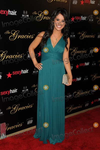 Haley Lesavoy Photo - 22 May 2012 - Beverly Hills California - Haley Lesavoy Alliance For Women In Media Foundations 37th Annual Gracie Awards Gala held at the Beverly Hilton Hotel Photo Credit Byron PurvisAdMedia