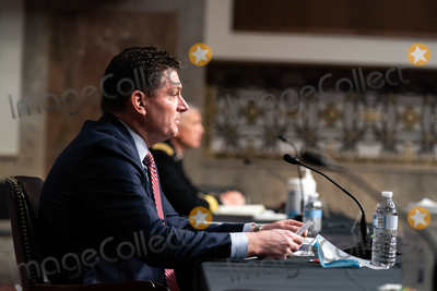 Photo - US Senate Committee on Armed Services hearing on United States Special Operations Command and United States Cyber Command in review of the Defense Authorization Request for Fiscal Year 2022 and the Future Years Defense Program