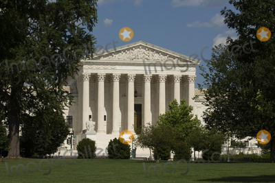 Photos From Supreme Court Exterior