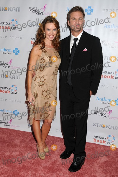 Aaron MacPherson Photo - 13 October 2012 - Los Angeles California - Challen Cates Aaron MacPherson 2nd Annual Designs for the Cure Gala held at the Millennium Biltmore Hotel Photo Credit Byron PurvisAdMedia