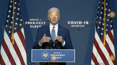 Photo - Joe Biden Addresses the Nation on Covid-19 Task Force