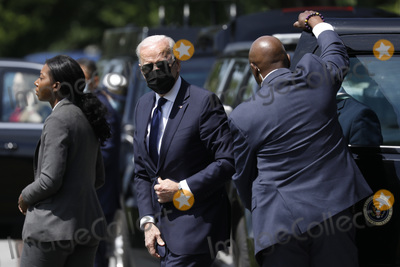 Photo - Joe Biden departs to Oklahoma - Washington