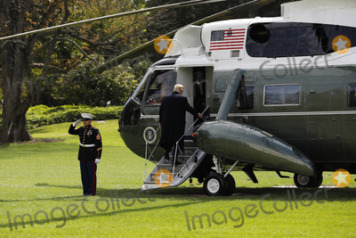 Photo - Donald Trump tests positive for COVID-19 - Washington
