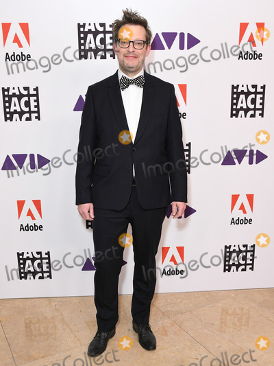 Axel Geddes Photo - 17 January 2020 - Beverly Hills California - Axel Geddes 2020 ACE Eddie Awards held at Beverly Hilton Hotel Photo Credit Birdie ThompsonAdMedia