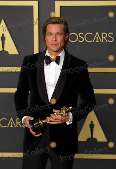 Photos From 92nd Annual Academy Awards - Press Room