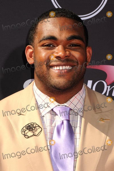 Brandon Graham Photo - 17 July 2013 - Los Angeles California - Brandon Graham ESPY Awards 2013 held at Nokia Theatre LA Live Photo Credit Byron PurvisAdMedia