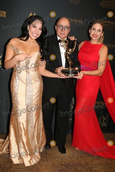 Andrew Ordon Photo - Jennifer Ashton Andrew Ordonat the 43rd Daytime Emmy Awards Press Room Westin Bonaventure Hotel Los Angeles CA 05-01-16