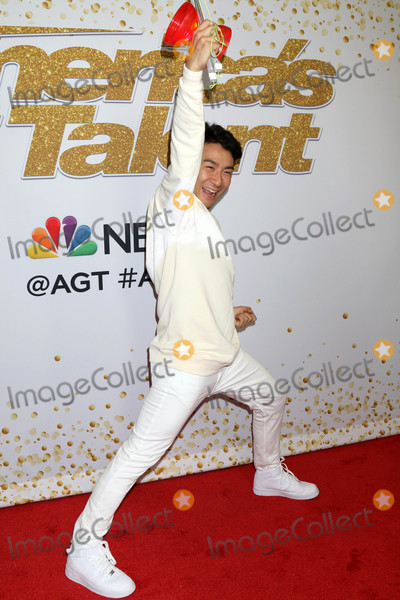 Photo - Mochiat the Americas Got Talent Season 13 Live Show Red Carpet Dolby Theater Hollywood CA 08-14-18