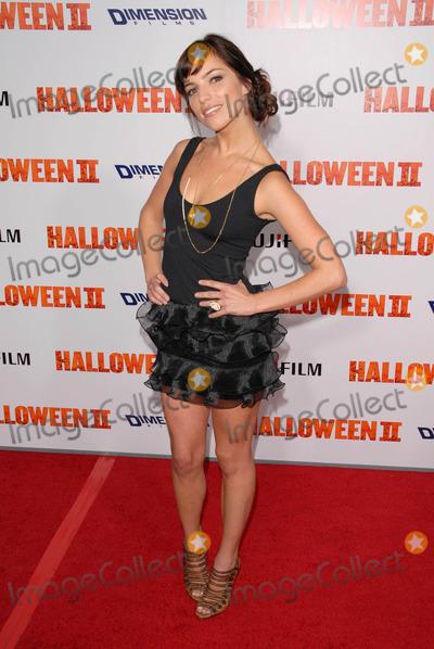 Angela Trimbur Photo - Angela Trimburat the Los Angeles Premiere of Halloween II Graumans Chinese Theatre Hollywood CA 08-24-09