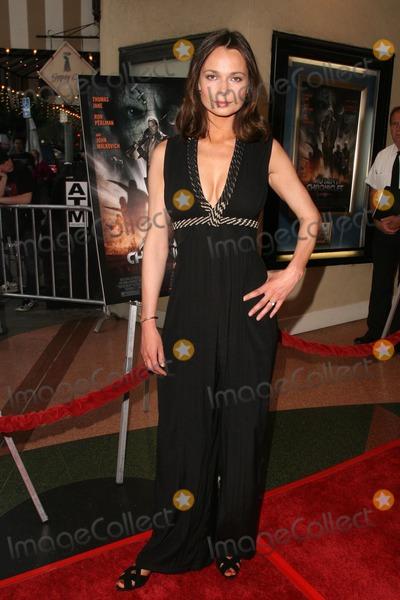 Anna Walton Photo - Anna Walton at the Los Angeles Premiere of Mutant Chronicles Mann Bruin Theater Westwood CA 04-21-09