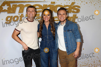 Photo - We Threeat the Americas Got Talent Season 13 Live Show Red Carpet Dolby Theater Hollywood CA 08-14-18