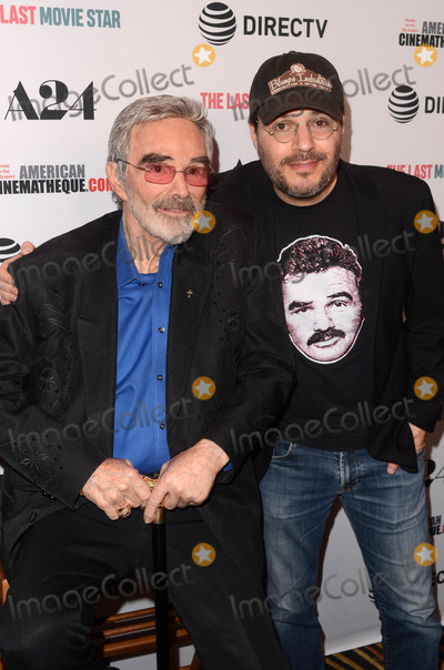 Adam Rifkin Photo - Burt Reynolds Adam Rifkinat The Last Movie Star Premiere Egyptian Theater Hollywood CA 03-22-18