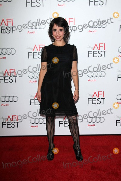 Andrea Portal Photo - Andrea Portalat the Life Of Pi Centerpiece Gala Screening and Los Angeles Times Young Hollywood Panel at AFI FEST 2012 Chinese Theater Hollywood CA 11-02-12