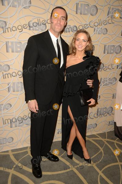 Alexander Nevsky Photo - Alexander Nevsky Maria Bravikovaat the HBO Golden Globes After-Party Beverly Hilton Beverly Hills CA 01-08-17