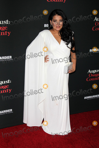 Misty Upham Photo - Misty Uphamat the August Osage County Los Angeles Premiere Regal Cinemas Los Angeles CA 12-16-13