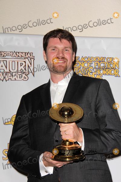 Jeff White Photo - Jeff Whiteat the 39th Annual Saturn Awards Press Room The Castaway Burbank CA 06-26-13