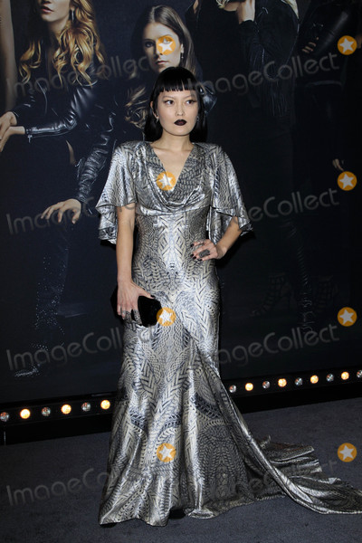 Photo - Hana Mae Leeat the Pitch Perfect 3 Premiere Dolby Theater Hollywood CA 12-12-17