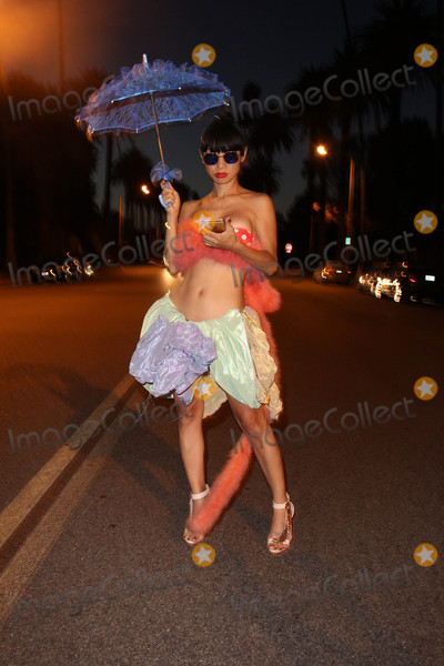 Photos From Bai Ling Leaves an 'Alice In Wonderland' Party