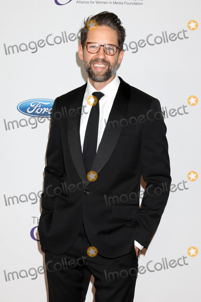Photo - Todd Grinnellat the 42nd Annual Gracie Awards Beverly Wilshire Hotel Beverly Hills CA 05-22-18