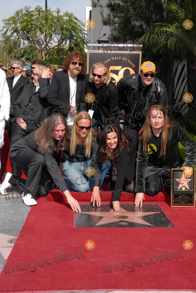 Alex Orbison Photo - Jeff Lynne Joe Walsh Dan Aykroyd Barbara Orbison Wesley Orbison Alex Orbison Roy Orbison Jrat the induction ceremony for Roy Orbison  into the Hollywood Walk of Fame Hollywood CA 01-29-10