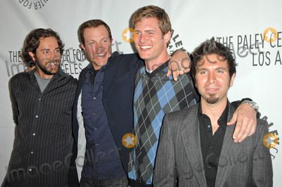 Adam Baldwin Photo - Zachary Levi and Adam Baldwin with Ryan McPartlin and Joshua Gomez  At the William S Paley Television Festival Featuring Chuck Arclight Cinemas Hollywood CA 03-18-08