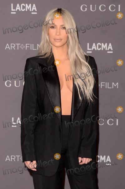 Photo - Kim Kardashian Westat the LACMA Art and Film Gala LACMA Los Angeles CA 11-04-17