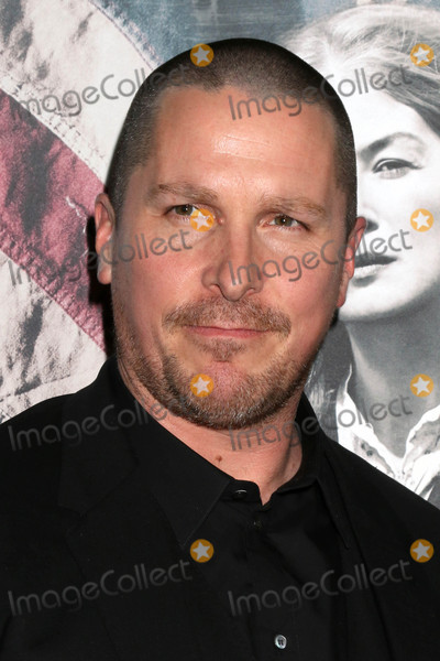 Photo - Christian Baleat the Hostiles Premiere Samuel Goldwyn Theater Beverly Hills CA 12-14-17