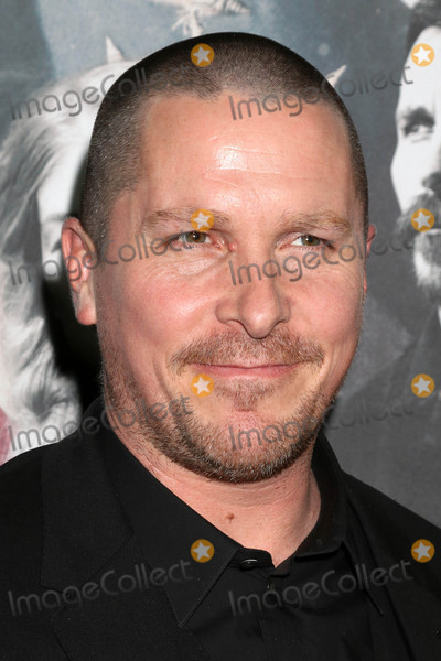 Photo - Christian Baleat the Hostiles Premiere Samuel Goldwyn Theater Beverly Hills CA 12-14-17