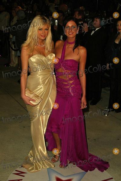 Paris and Nicky Hilton Vanity Fair Article